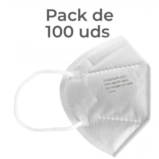 FFP2 NR Ferpa Punt Pack 100 *PORTES GRATIS* [3]