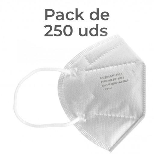 FFP2 NR Ferpa Punt Pack 250 *PORTES GRATIS* [3]