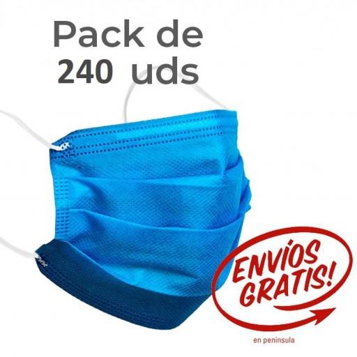 REUTILIZABLE MMBIO NANOFIBRAS PROVEIL Pack 240 * PORTES GRATIS*