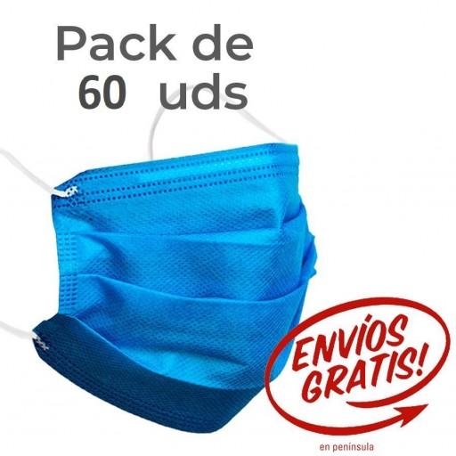 REUTILIZABLE MMBIO NANOFIBRAS PROVEIL Pack 60 * PORTES GRATIS*