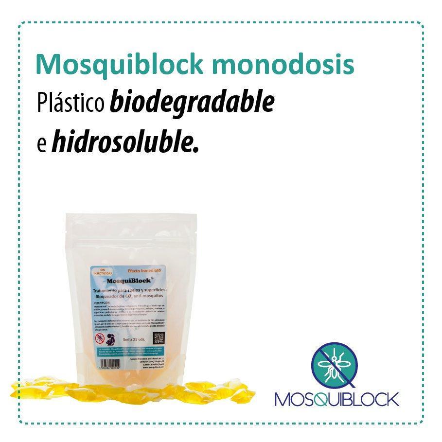 MOSQUIBLOCK  MONODOSIS HIDROSOLUBLES