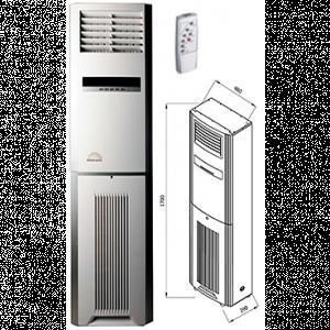 OA 1000 Purificador inteligente de aire con fotocatálisis y filtro electrostático anti-partículas
