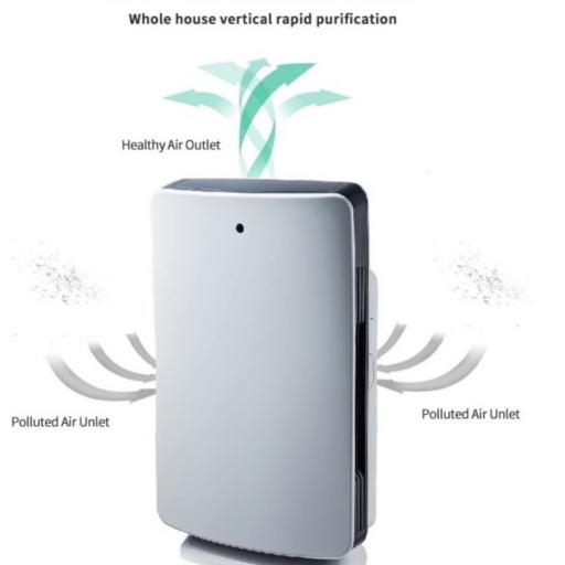 OA 230 Purificador de aire Inteligente con HEPA y UVC  [1]