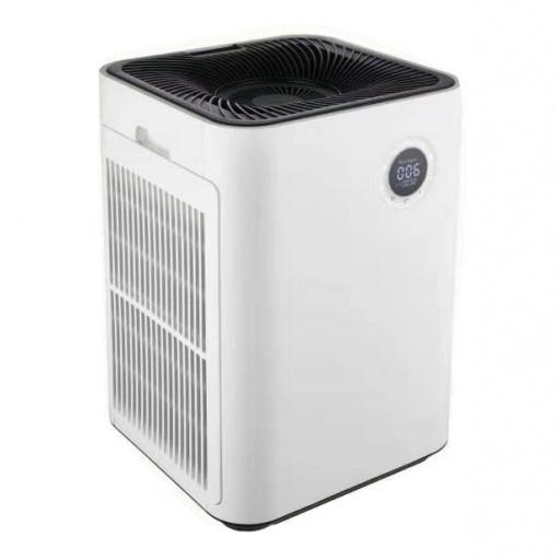 OA 850WH13 Purificador de aire inteligente con WIFI,  Filtración HEPA 13, Catálisis fría e Ionización