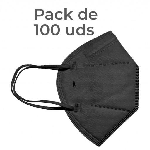 Pack 100 Airnatech Plus 99,90% NEGRA *PORTE GRATIS