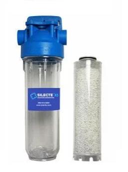 SILECTE X3-10 Depurador bacteriológico instantáneo de agua