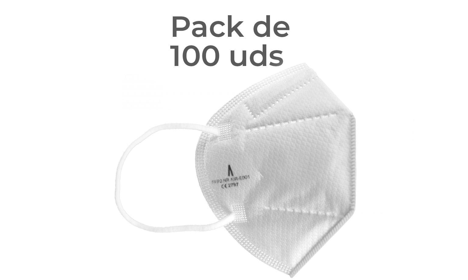 FFP2 NR Airnatech Pack 100