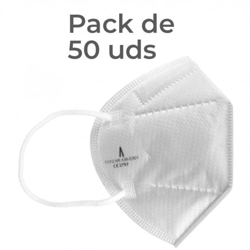 FFP2 NR Airnatech Pack 50