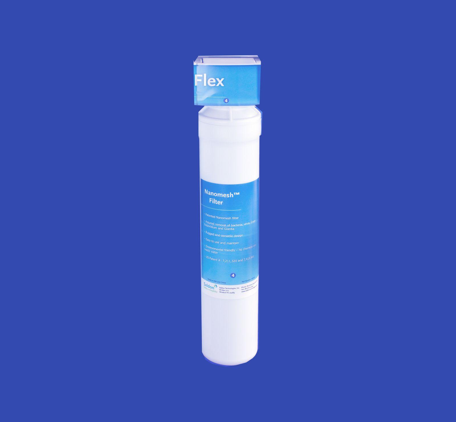 Filtro Nanomesh™ WATERTAP FLEX