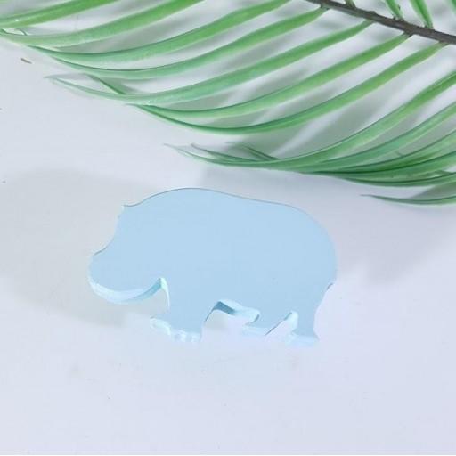 tirador/colgador hipopótamo [1]
