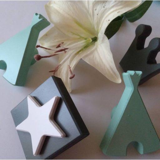 tirador cuadrado estrella [1]
