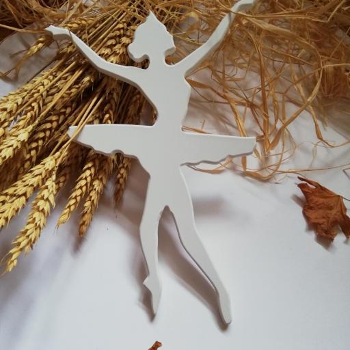 bailarina pared