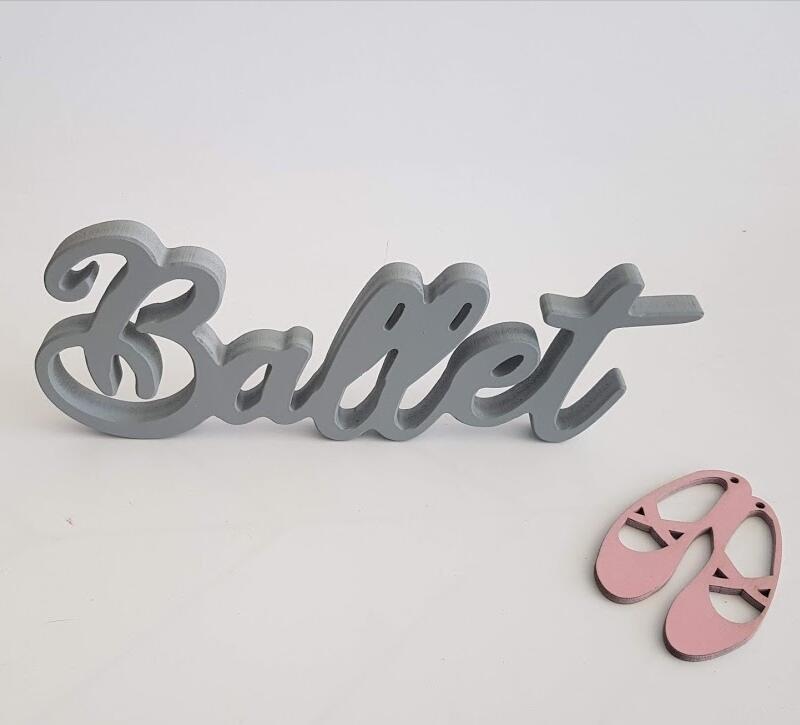 ballet de sobremesa