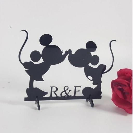 cake topper Mickey & Minnie [1]