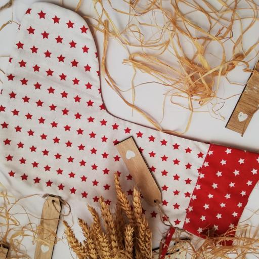 calcetín Navidad tela a elegir [1]