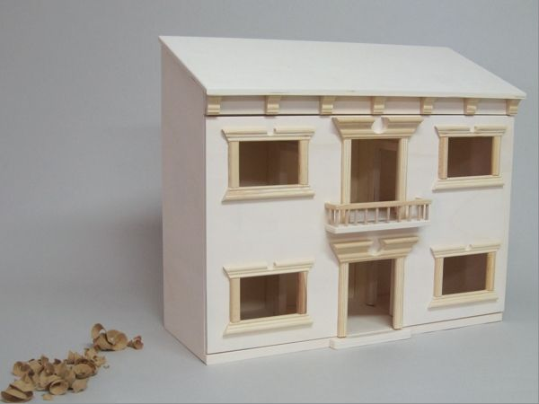 casita de muñecas madera