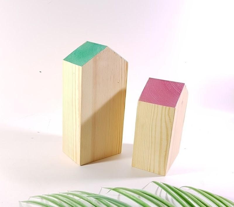 casita madera pino
