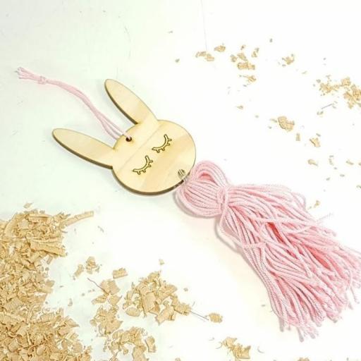 colgante conejo durmiendo [0]
