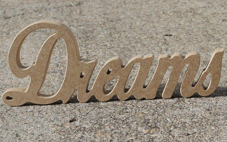 """""""Dreams"""" decorativo"""