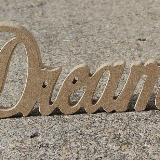 """Dreams"" decorativo"