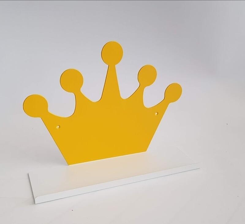 estantería corona