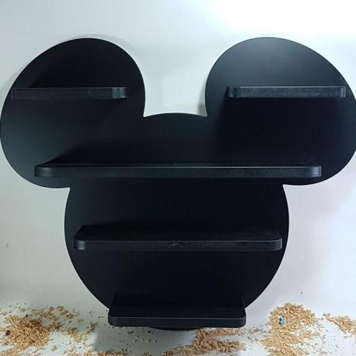 estante mickey mouse