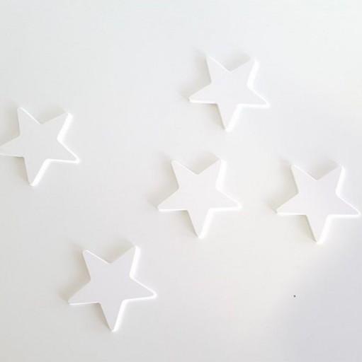 pack 5 estrellas pared [1]