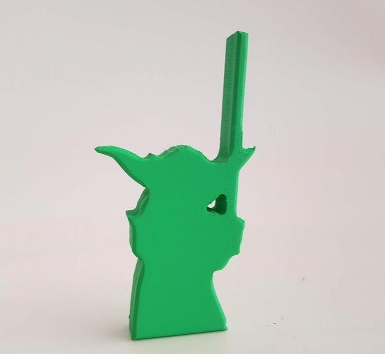 figura Yoda