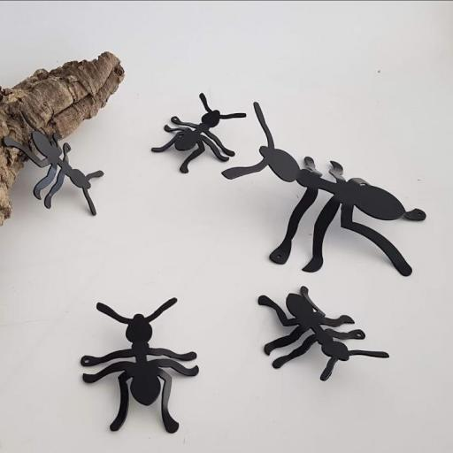 hormiga hierro