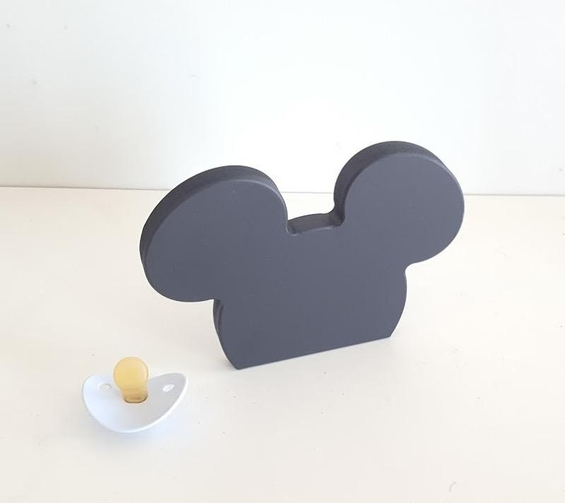 Mickey madera