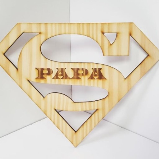silueta Superpapá [1]