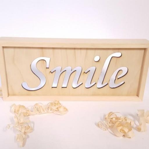 caja de luz Smile [1]