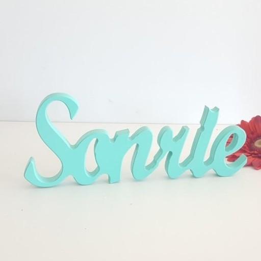 palabra Sonríe [2]
