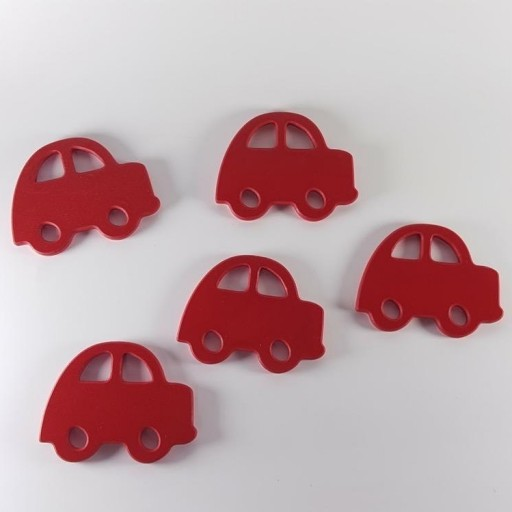pack de 5 coches
