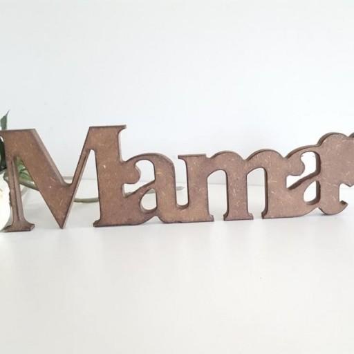 palabra Mamá