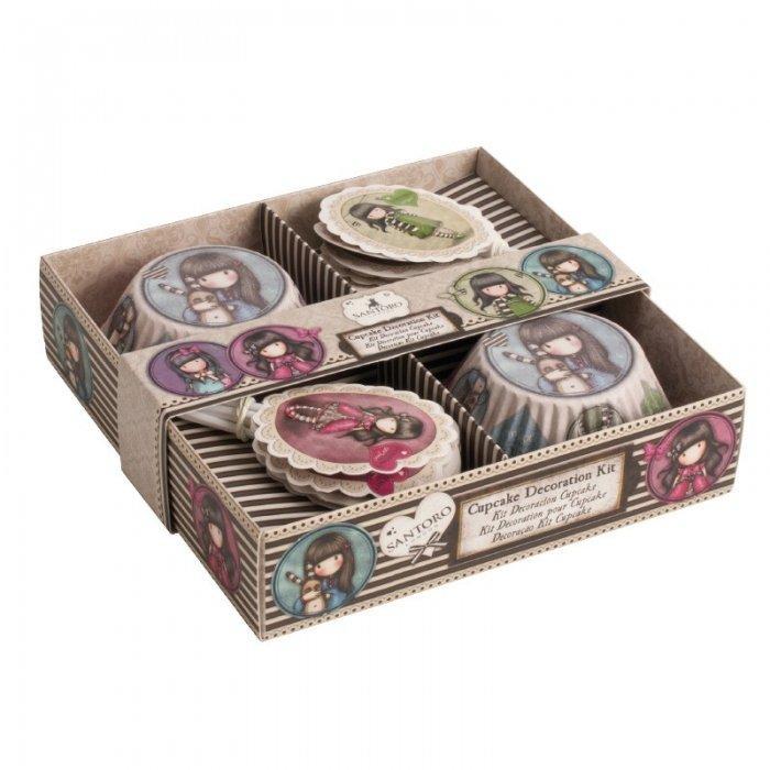 kit cupcakes gorjuss