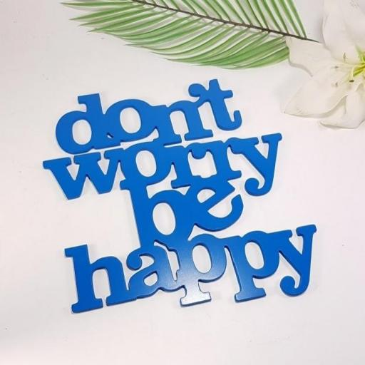 """Don´t worry..."""