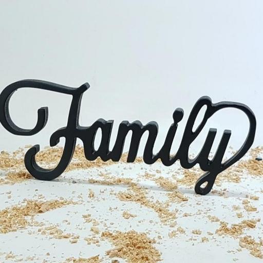 letras decorativas Family [1]