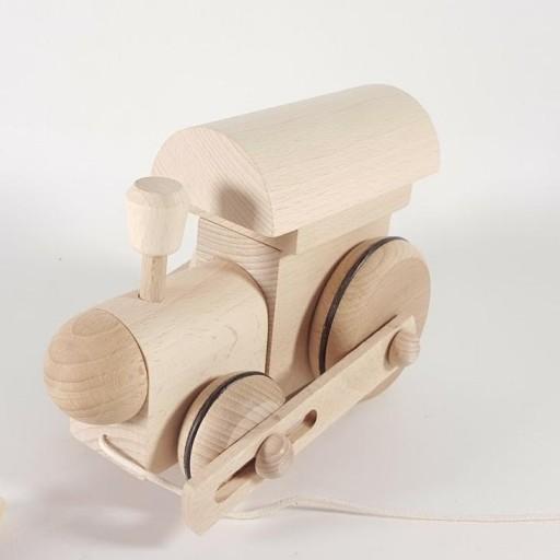 locomotora de madera [1]