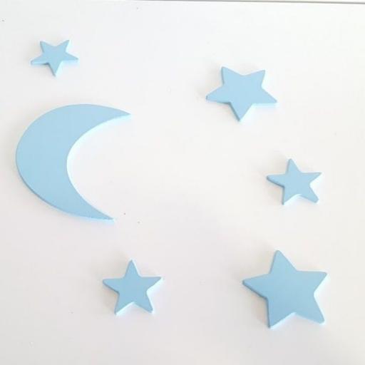 luna con estrellas [1]