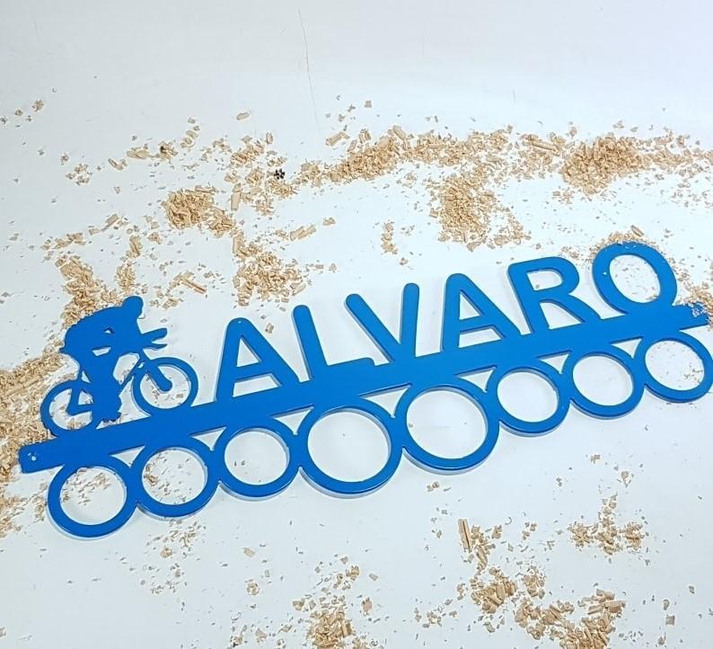 medallero aros ciclismo