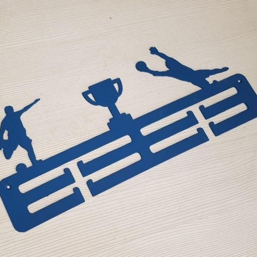 medallero fútbol
