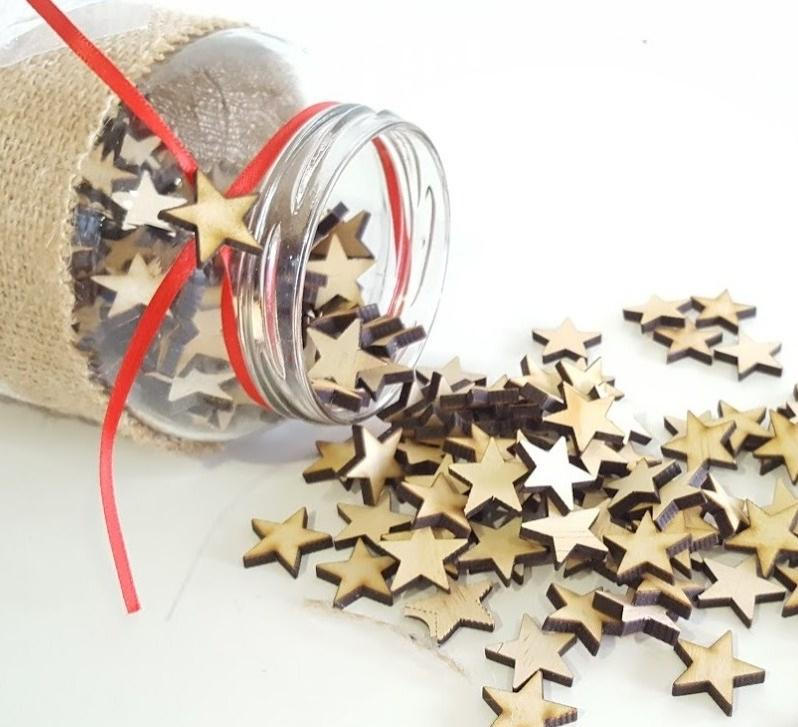 mini estrellas