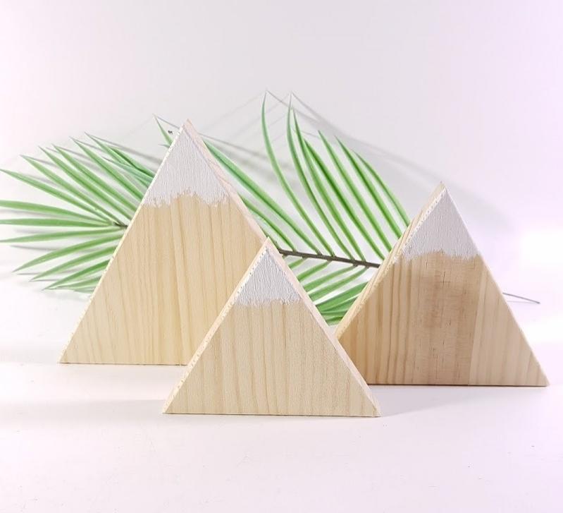montañas de pino