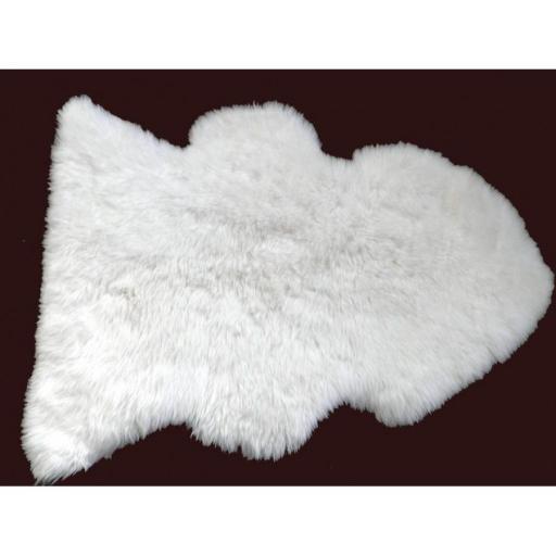 alfombra mouton de pelo largo [0]