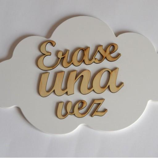 nube con mensaje