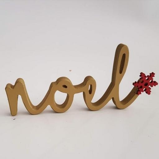 noel o navidad decorativos