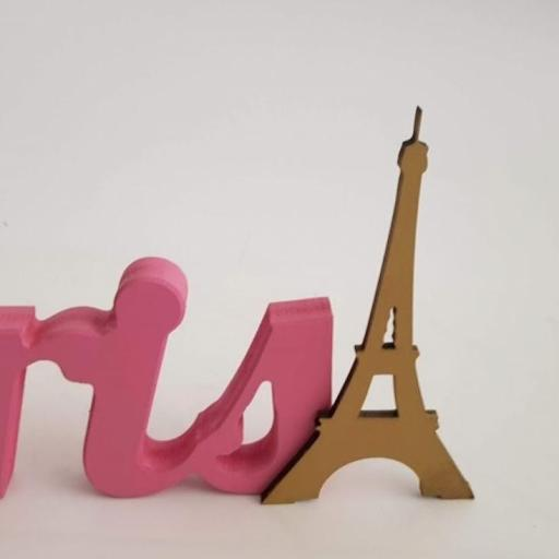 palabra París decorativa [1]