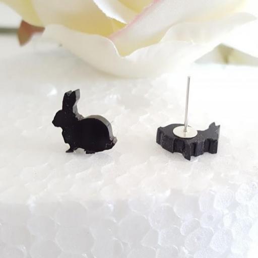 pendientes oso, conejo o caballo [1]