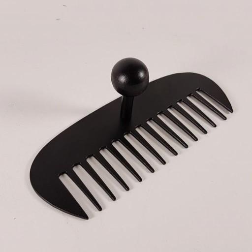 colgador hierro tijeras o peine [2]